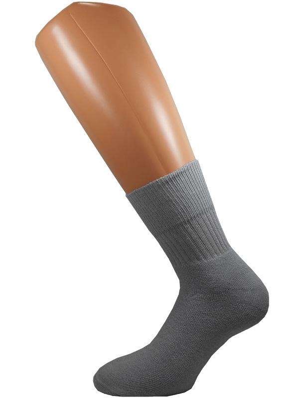 Over the ankle sport socks